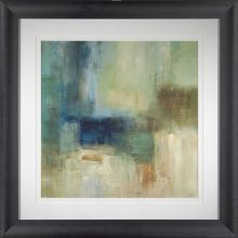 Green Abstract 47W x 47H ***Clearance Expired***