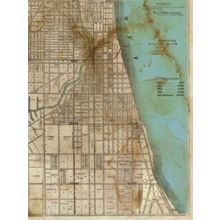 Chicago City Grid IV 15W x 20H