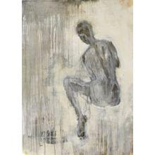 Noir Nude II 36W x 50H