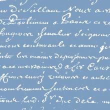 Bleu et Blanc II 43W x 43H