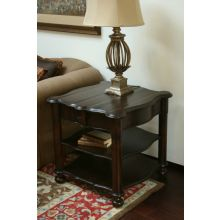 European Farmhouse Salon Companion Table