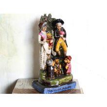 Traveling Musicians Figurine