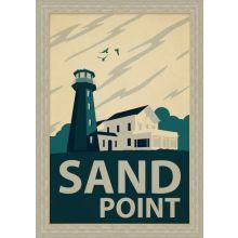 Sand Point 19W x 27H