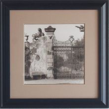 Tuscan Gate 21.5W X 21.5H ***Clearance Expired***