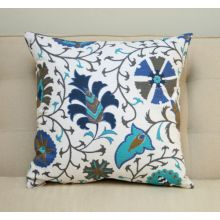 Blue Calypso Pillow