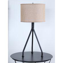 Metal Tripod Table Lamp