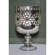 Mercury Glass Goblet